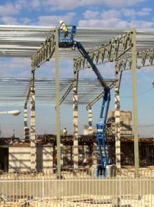 גג מפעל המתכת סודהסטרים-1