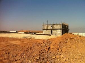 בניית מפעל קרגל יולי 2015- 3