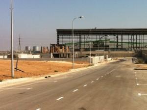 מבט על בניית המרלוג בסודהטרים יולי 2015- 2