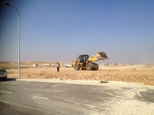 09.09.2015- התחלת עבודות גשר טל- 1